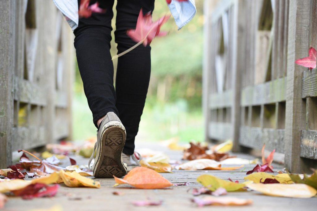 Как совершать больше шагов в день, даже если вам некуда идти, кроме супермаркета