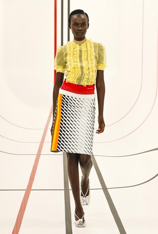 Сексуальное платье или худи: коллекция Miu Miu о полярности