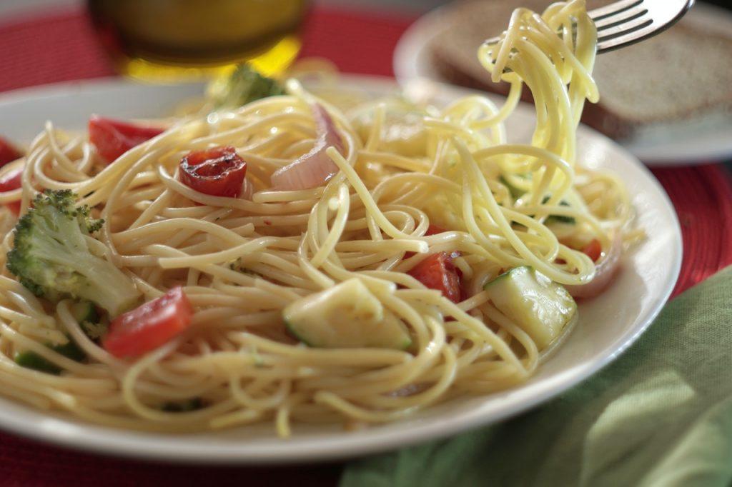 Как есть вкусные макаронные изделия, не набирая лишний вес