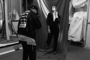 Эстетика булгаковского Киева: фэшн-фильм от дизайнера Жана Грицфельдта