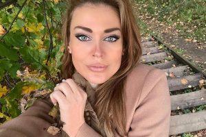 Таня Терешина продемонстрировала безупречный макияж