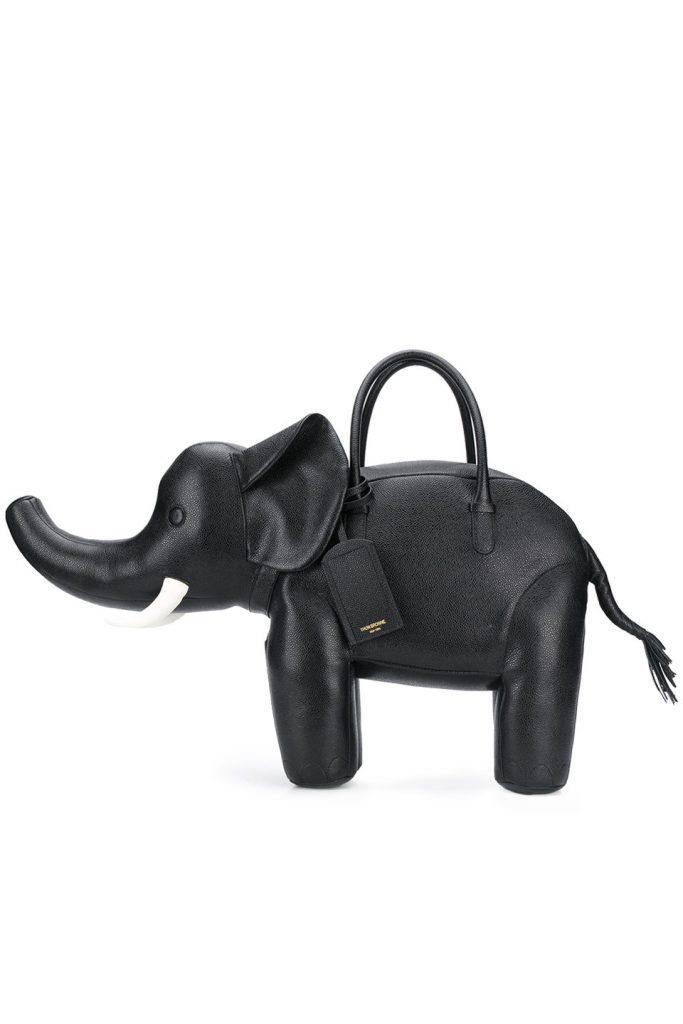 Целый зоопарк: Thom Browne выпустили сумки в форме животных