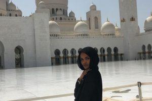 Мусульманская модель Халима Аден решила закончить свою карьеру