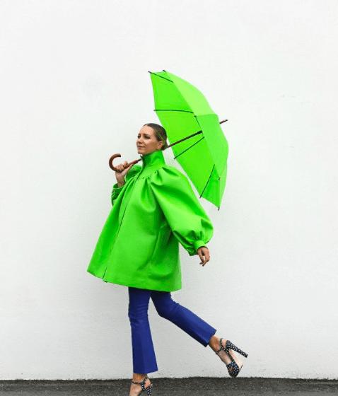 4 ярких оттенка для тех, кто хочет выглядеть стильно зимой 2020