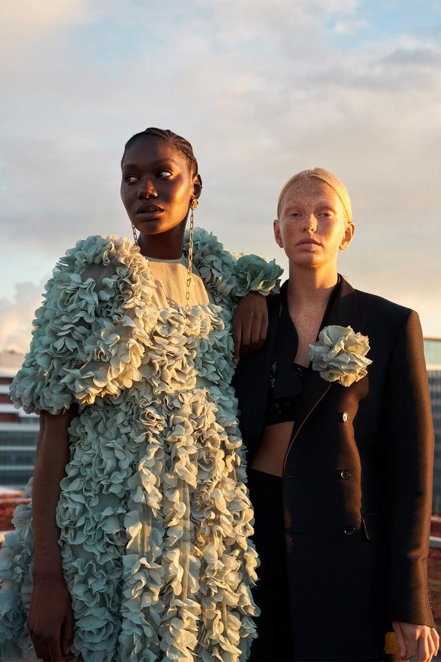 Красиво, но экологично: о чем новая коллекция от H&M