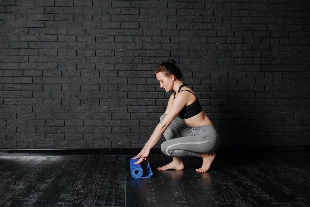 Йога не единственная тренировка, которой следует заниматься босиком