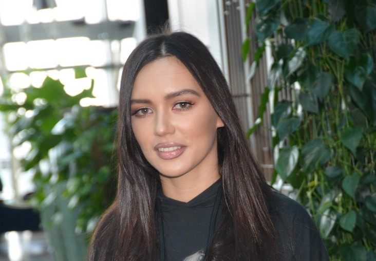 Ольга Серябкина распрощалась с длинными волосами