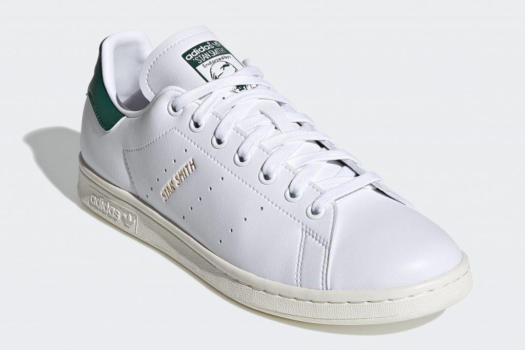 100% экологично: Adidas переосмыслят модель Stan Smith