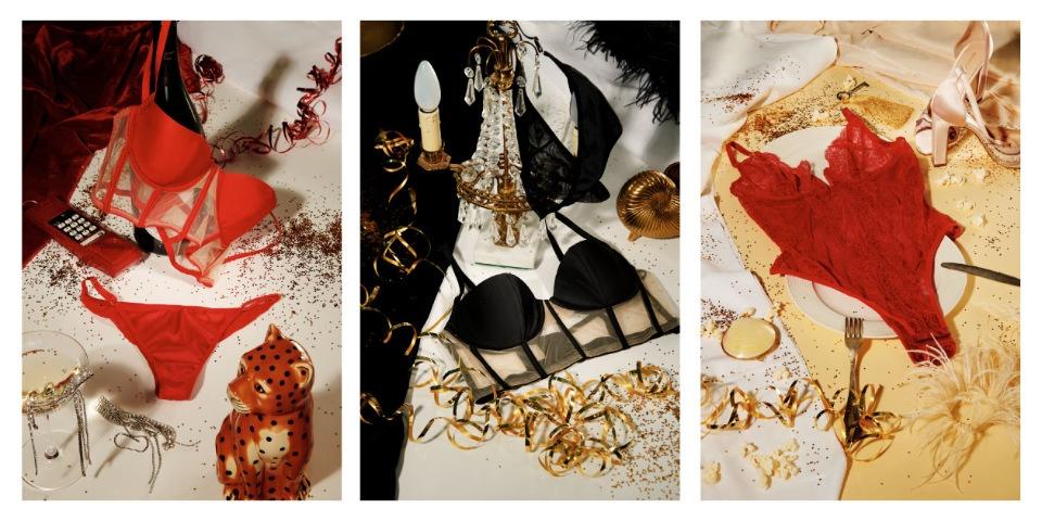 Встречаем Новый год сексуально: праздничная коллекция от Fox Lingerie