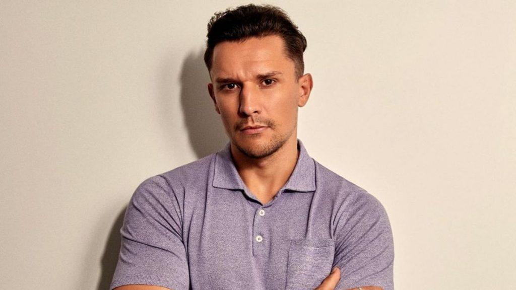 Тарас Цымбалюк рассказал, как стал актером
