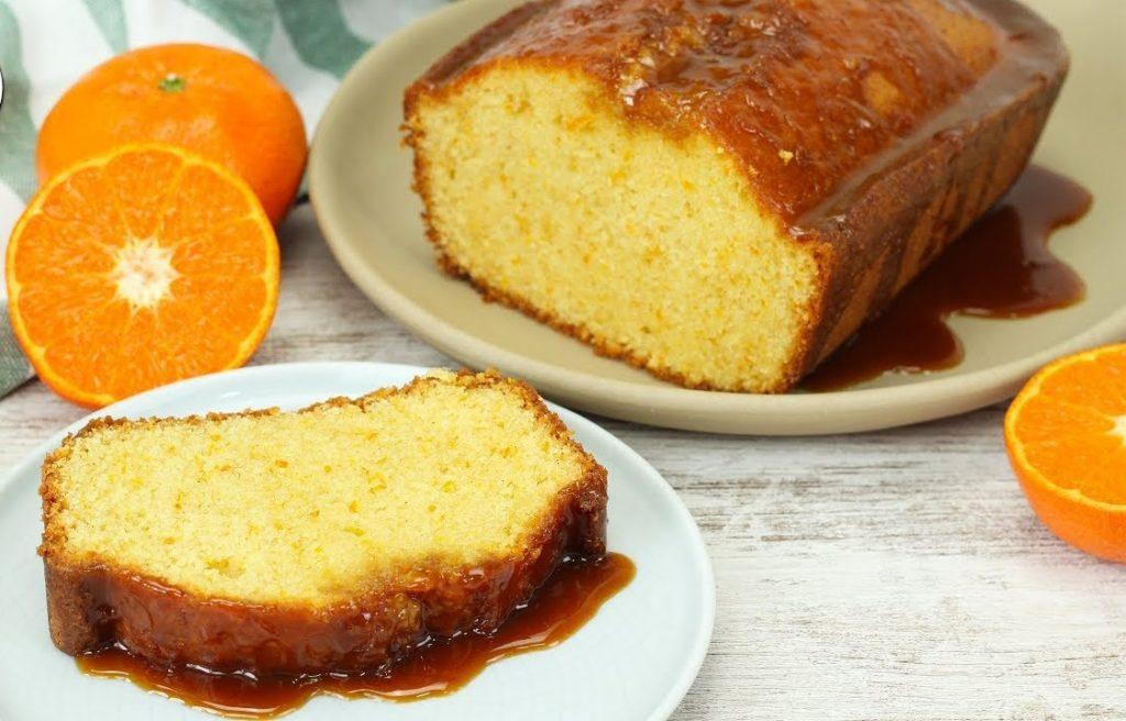Праздники уже близко: рецепт уникального пирога со вкусом мандаринов