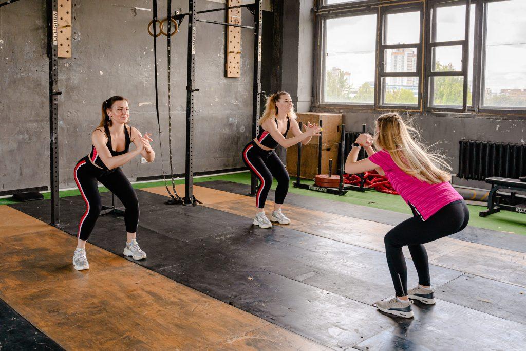 60-секундное упражнение, которое сжигает огромное количество калорий даже за один раз