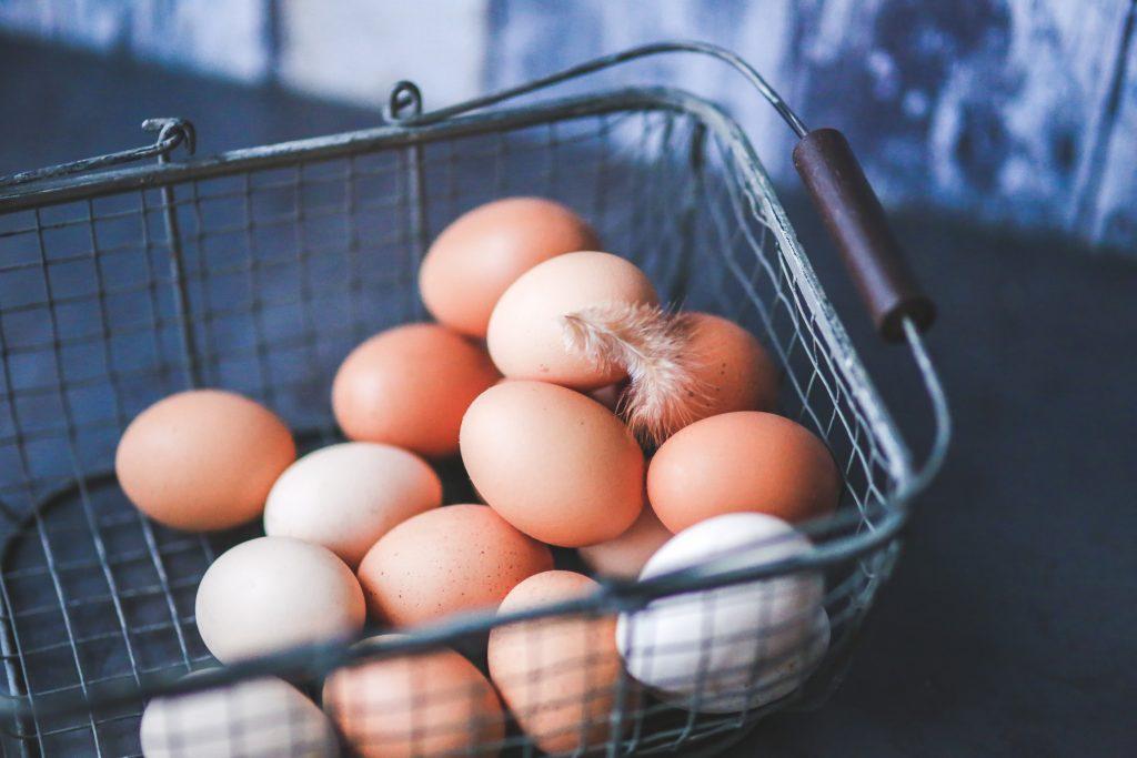 Как правильно и в какое время есть яйца, чтобы сбросить лишний вес