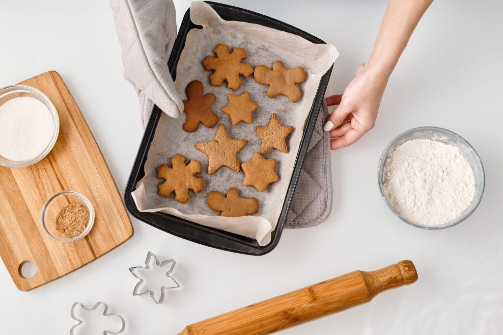 Рецепт печенья на День святого Николая за 20 минут, которое будет таять во рту