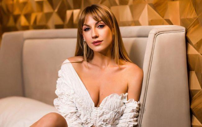 В Сети обсуждают откровенное фото Леси Никитюк в нижнем белье