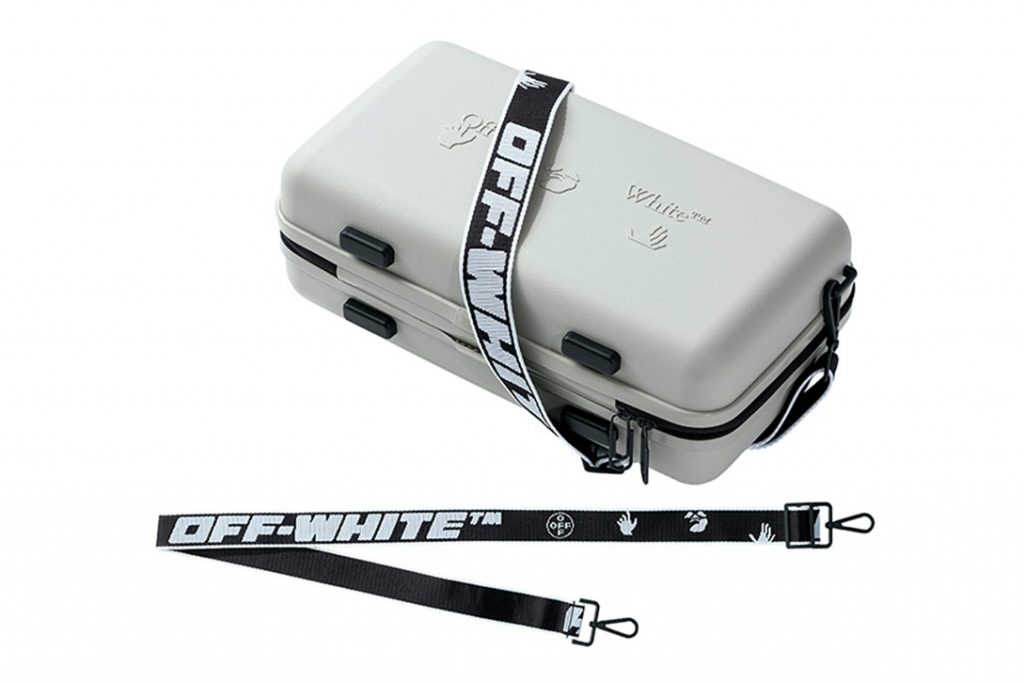 Off-White выпустили бьюти-чемодан, который поможет привести кожу в порядок после масочного режима