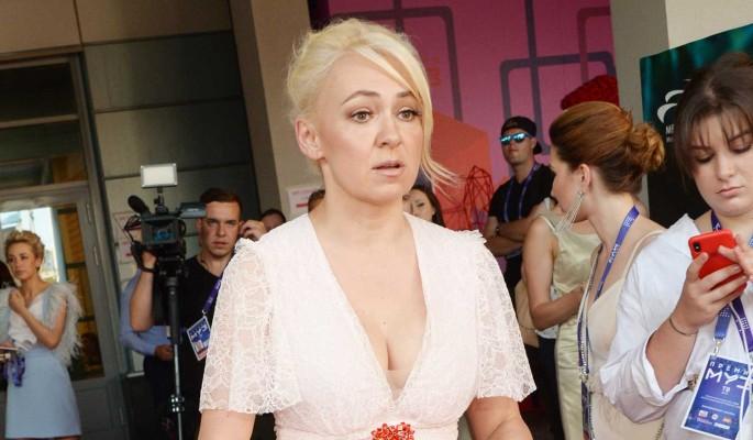 Яна Рудковская мечтает о маленькой груди