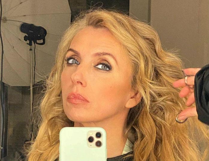 Светлана Бондарчук призналась, что набрала лишние килограммы