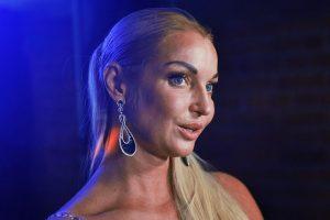 Анастасия Волочкова объявила о расставании с возлюбленным