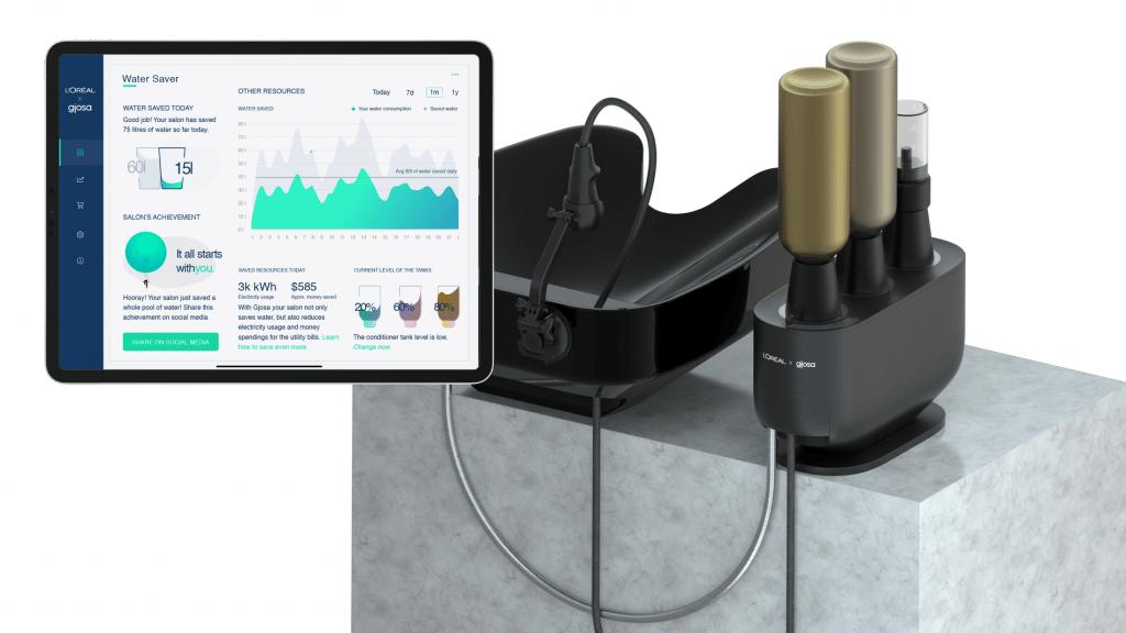 Гаджеты будущего: L'Oréal придумали инновационную систему по уходу за волосами
