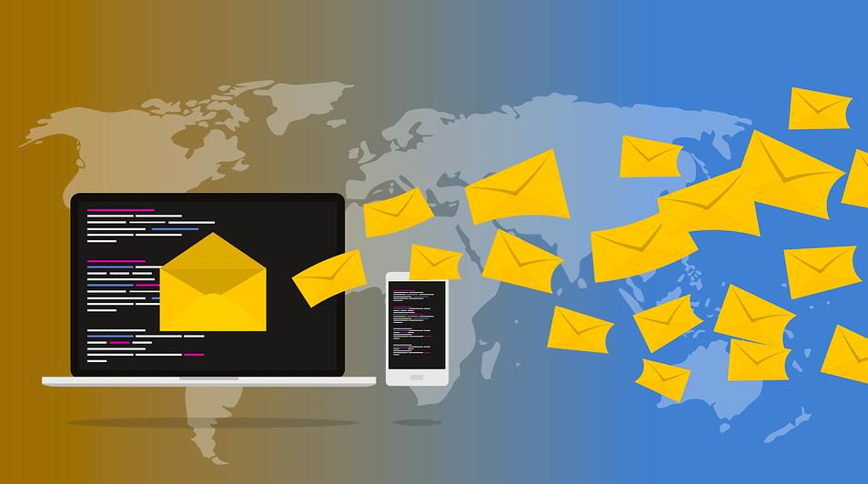 5 советов для тех, кто часто пользуется электронной почтой