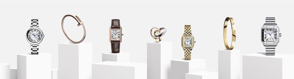 Все лучшее сразу: Cartier собрали все свои хиты в одном кампейне