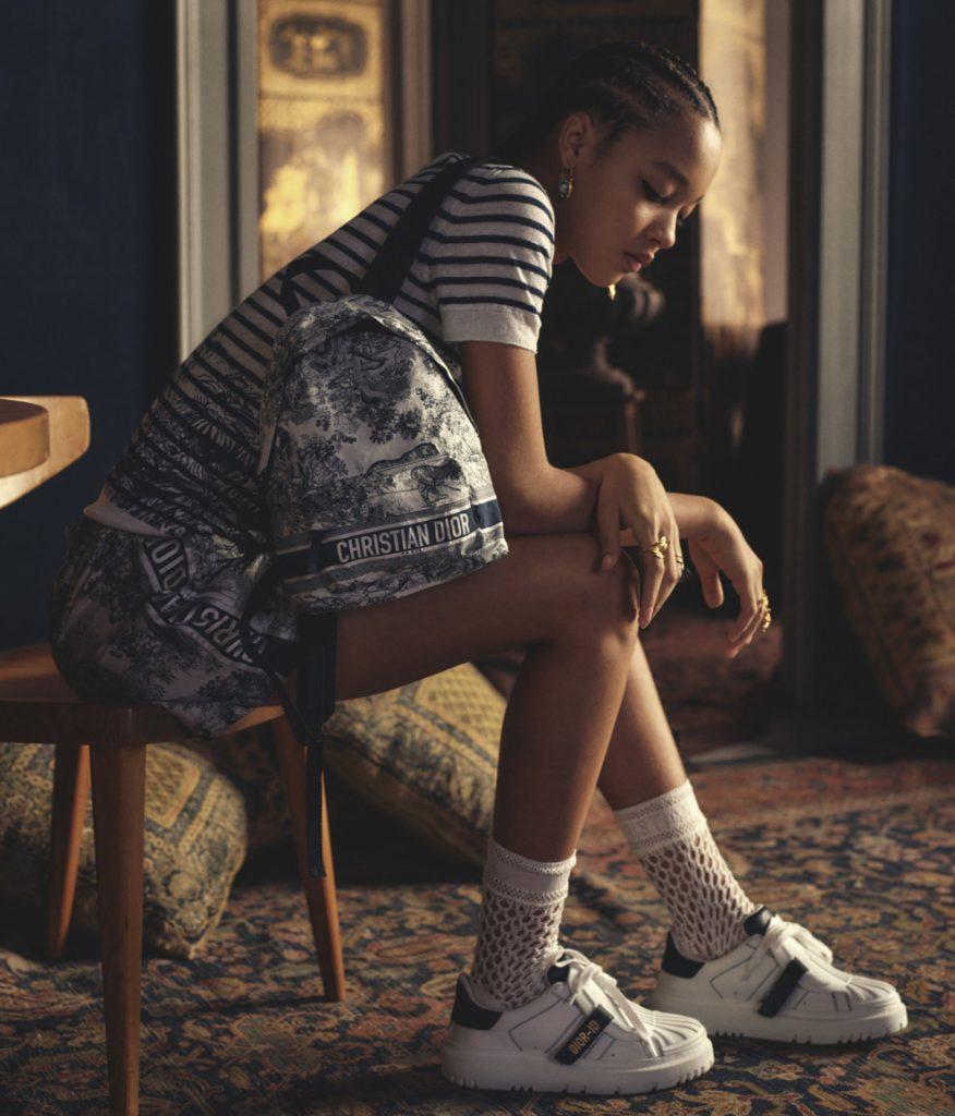 В преддверии весны: Dior переосмыслили культовую модель кроссовок