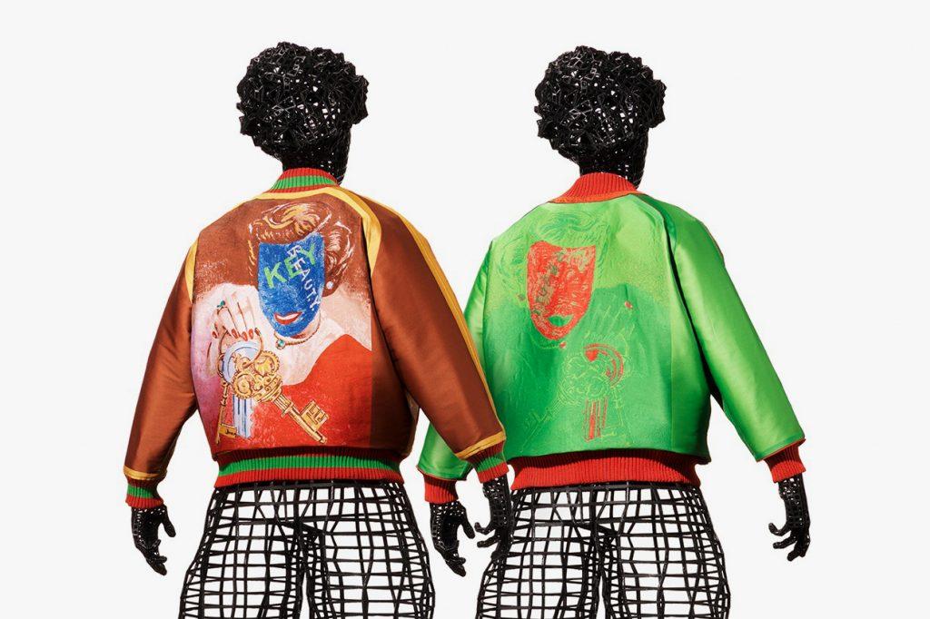 Куртки-конструкторы и яркие принты: ISSEY MIYAKE выпустили коллаборацию с художником