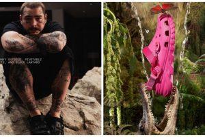 Crocs и Post Malone подарили 10 000 пар обуви из новой коллекции медработникам