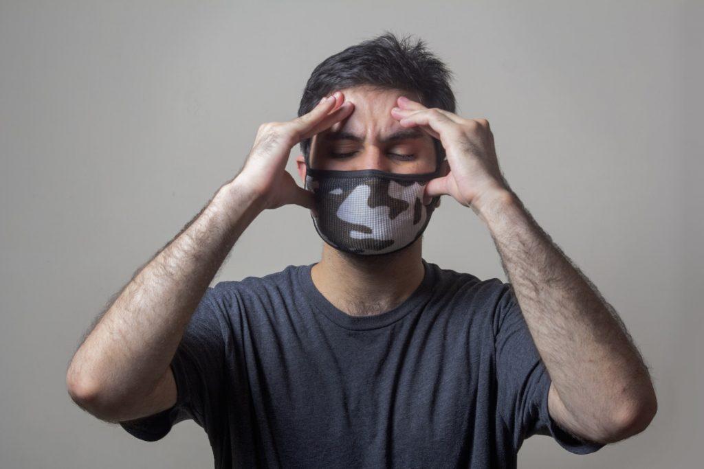 Если у вас есть следующие 5 симптомов, вы рискуете надолго заболеть COVID