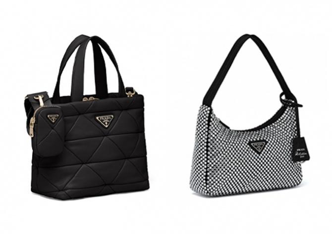 Вспоминаем нулевые: Prada переосмыслили знаковые сумки Cleo