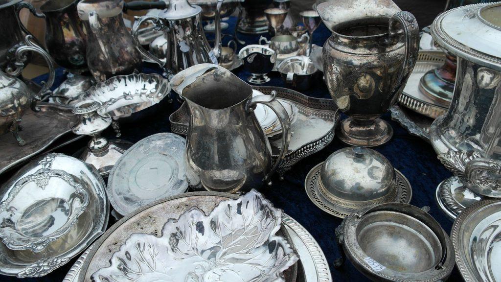 Метод очистки серебра пищевой содой, который работает как по волшебству