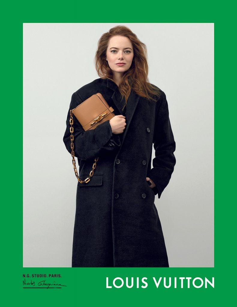Эмма Стоун и Софи Тернер стали главными героинями звездного кампейна от Louis Vuitton