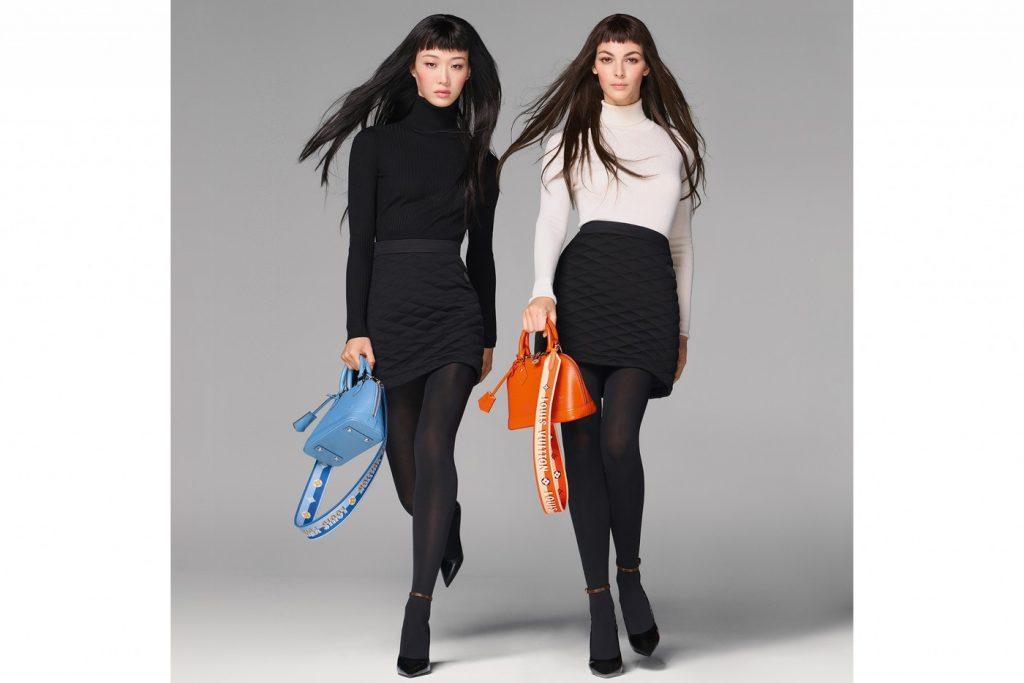 Обновленная Alma BB: Louis Vuitton показывают новую линейку сумок