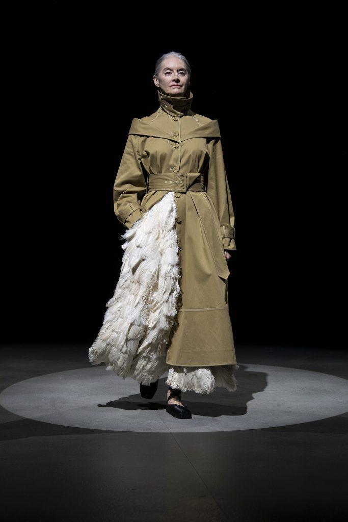 Черный и белый лебедь: Erdem вдохновились гардеробом балерин