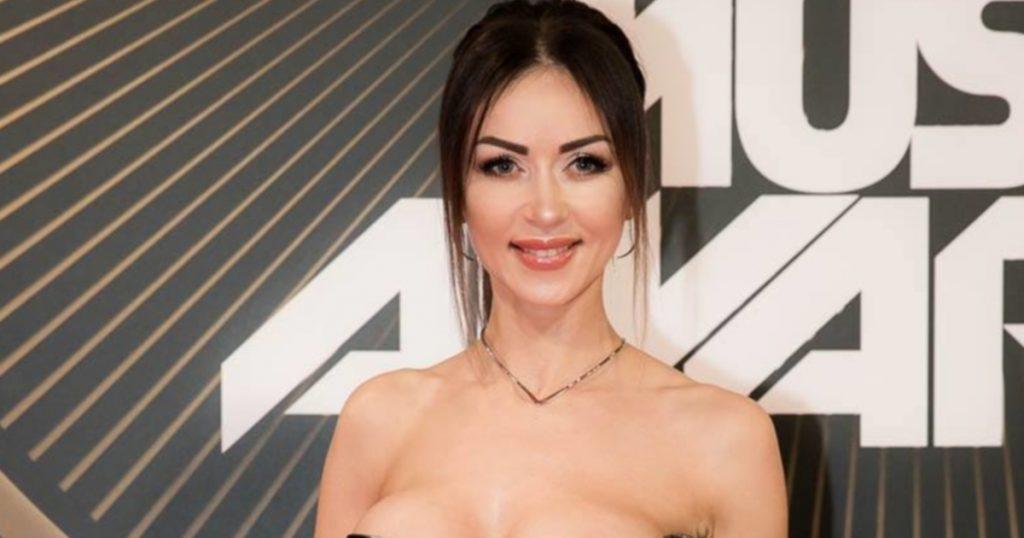 Наталья Валевская сменила прическу