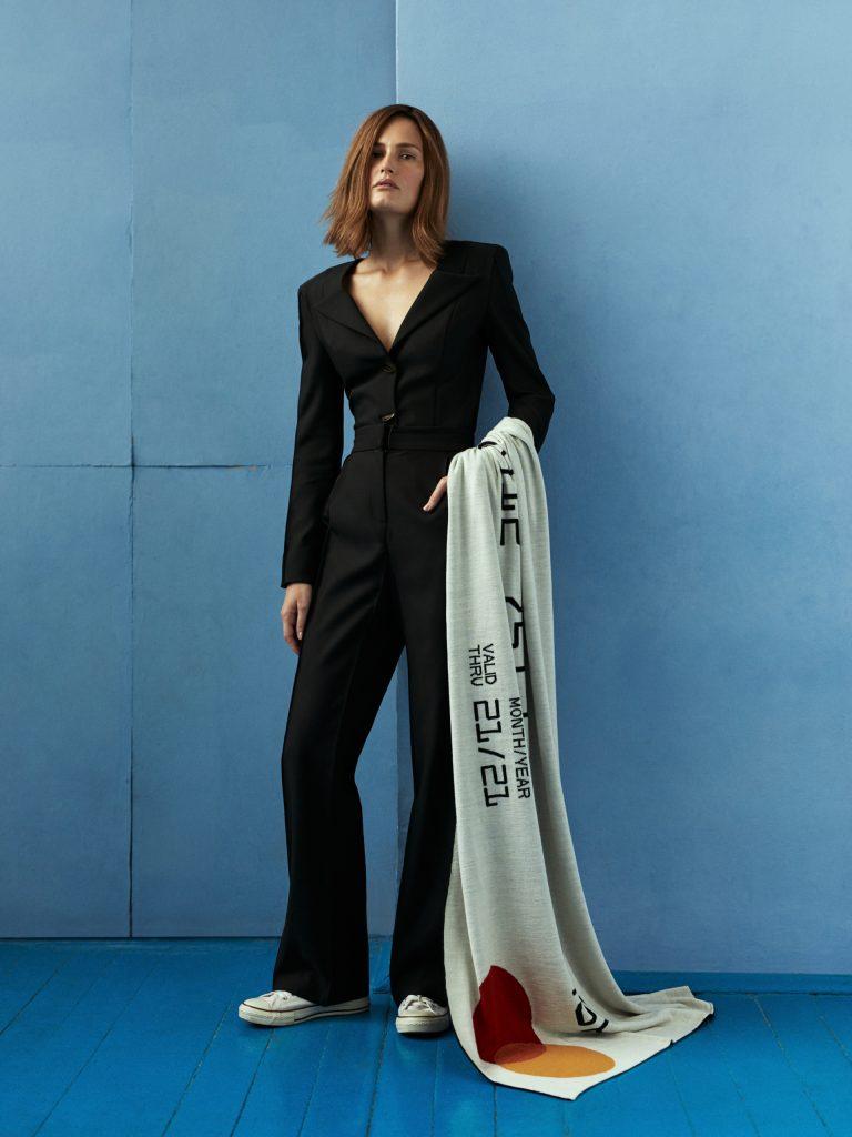 Алла Костромичева стала лицом новой коллекции от бренда BEVZA
