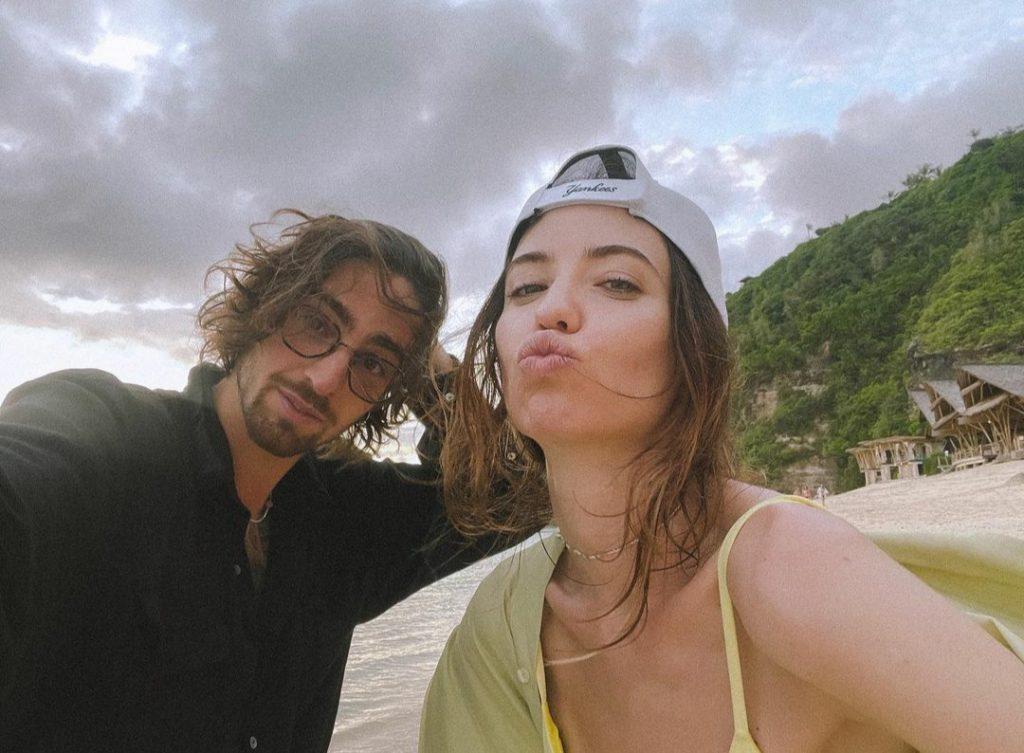 Надя Дорофеева и Владимир Дантес чуть не погибли на Бали
