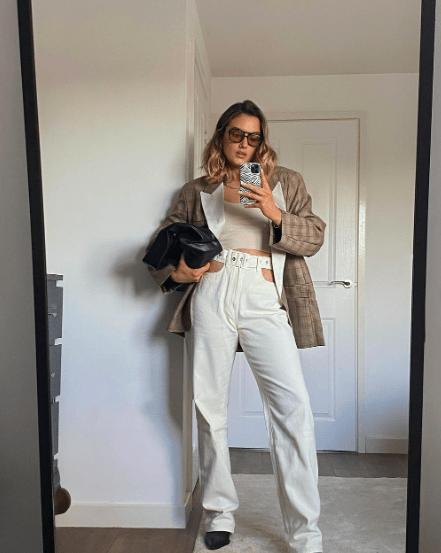 Вместо джинс: топ 3 стильные модели штанов на весну 2021 года