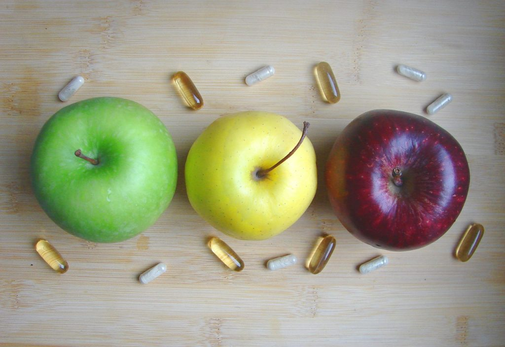 Витамины, которые вашему телу жизненно важно получать каждый день