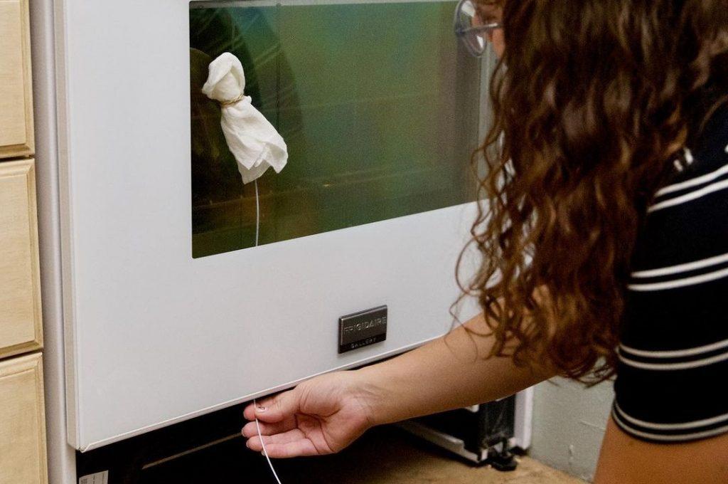Секретный способ очистить стекла двери духовки, о котором вы не знали
