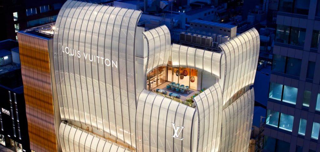 Только для избранных: Louis Vuitton открыли свой первый ресторан