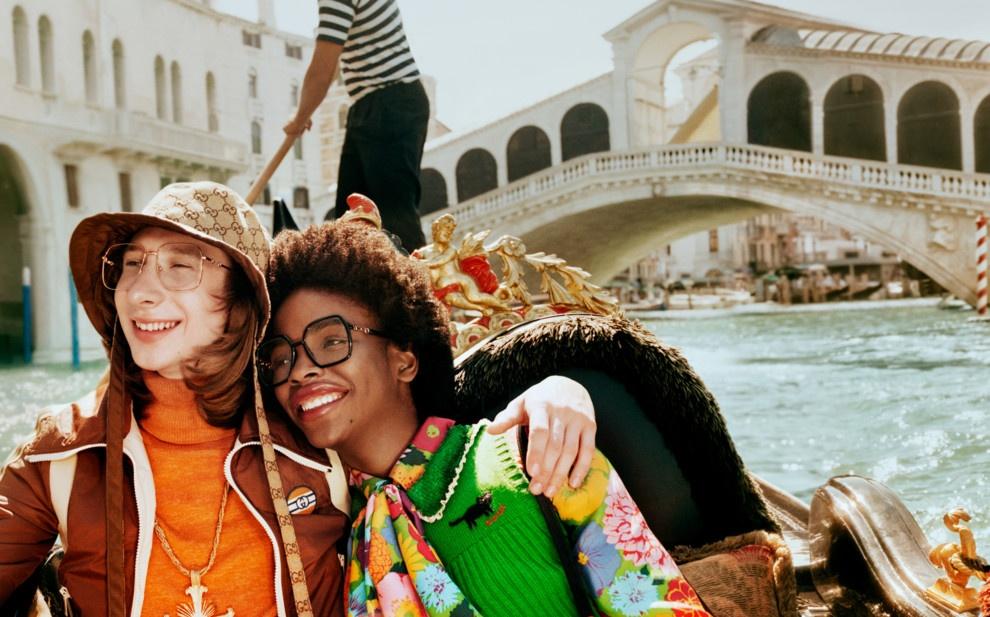 Для солнечных дней: Gucci показали новую линейку очков