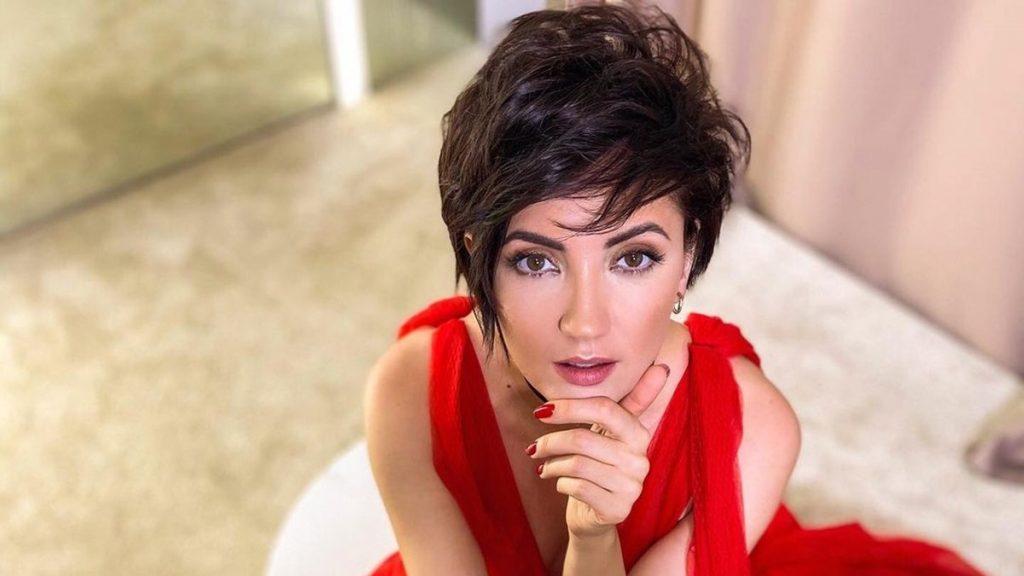 Оля Цибульская рассказала о скандале с мужем