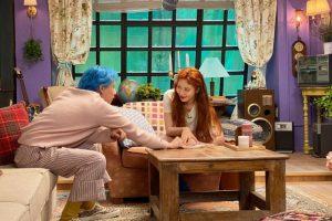 """В стиле K-POP: COACH сняли пародию на культовых сериал """"Друзья"""""""