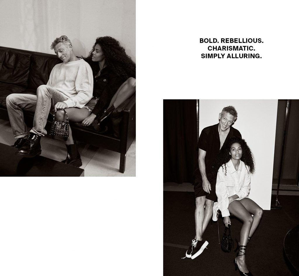 Тина Кунаки создала собственную коллекцию для бренда The Kooples