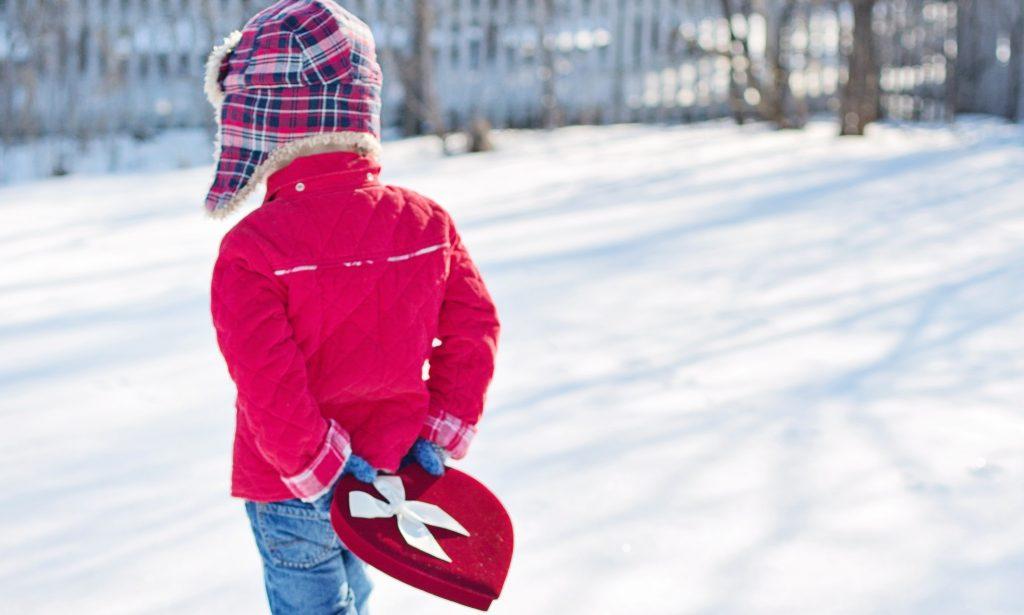 5 простых способов показать любовь своим детям в День святого Валентина