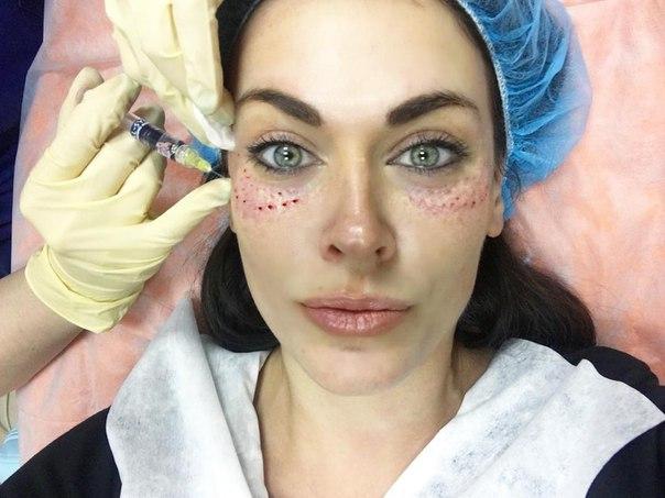 Таня Терешина ответила хейтерам на комментарии о своей внешности