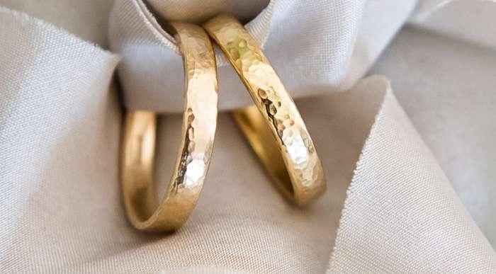 Обручальные кольца — Как их выбирают