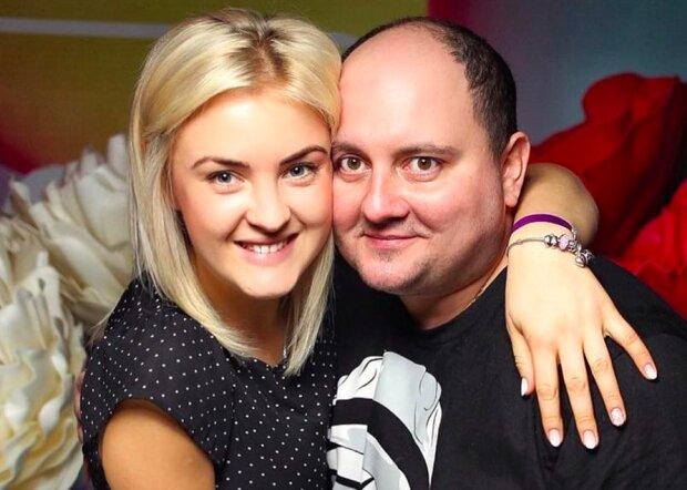 Юрий Ткач вместе с женой Викторией отпраздновал седьмую годовщину свадьбы